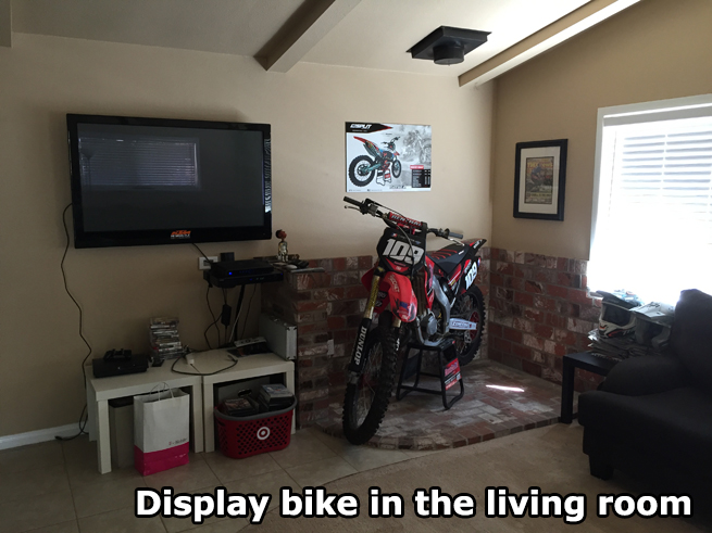 Display Bike